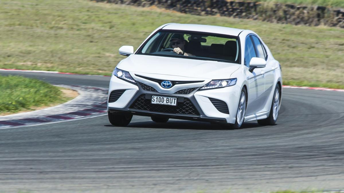 Drive Car of the Year 2018: Toyota Camry Ascent Sport Hybrid