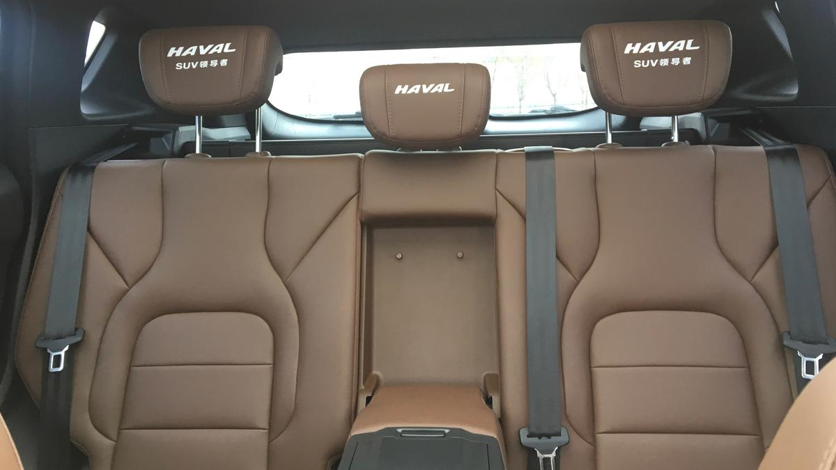 2019 Haval H6 first drive international review   Drive Car