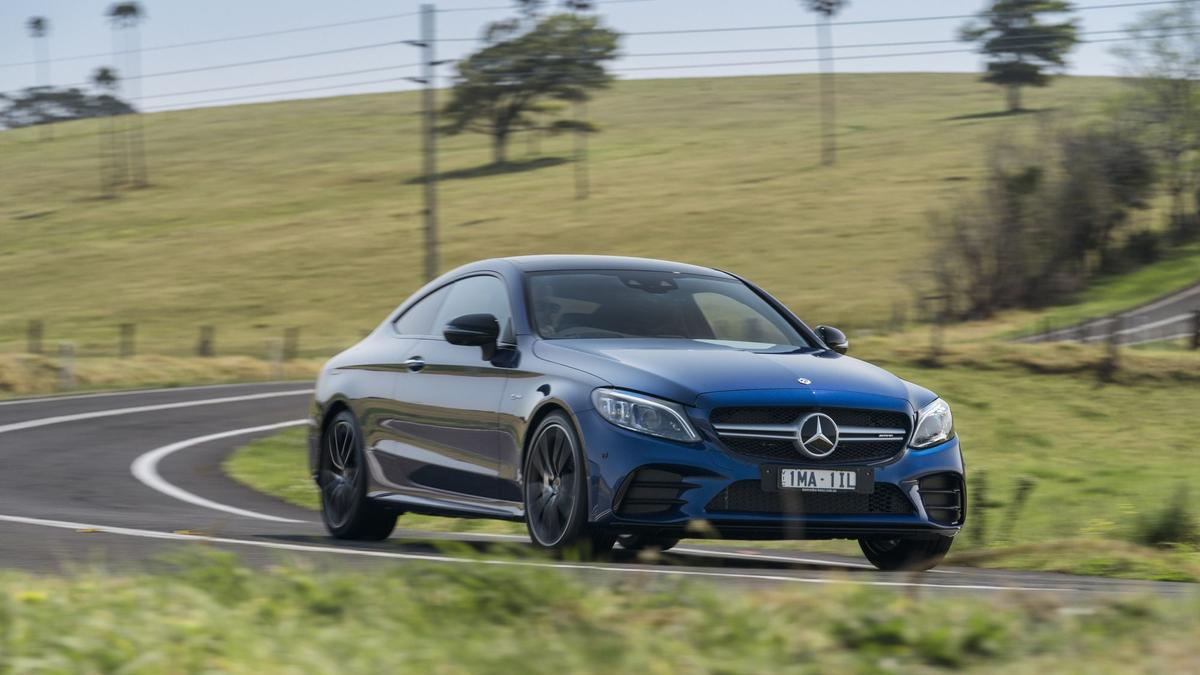 Mercedes-AMG C43 Coupe 2019 Review | Price, features and