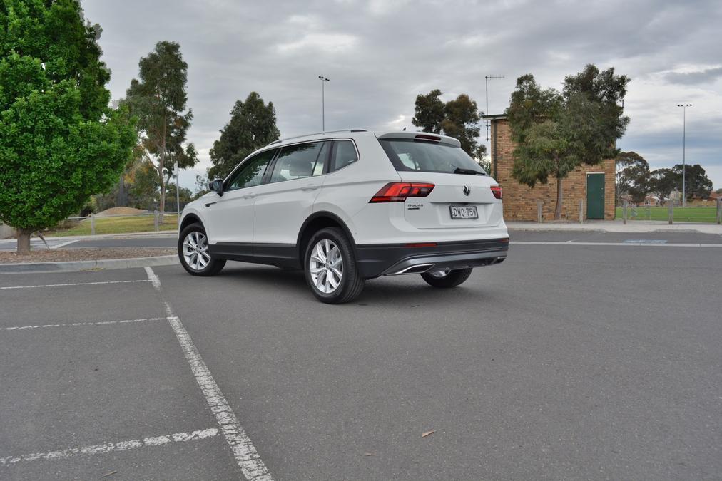Volkswagen Tiguan Allspace 110TSI Comfortline 2018 new car