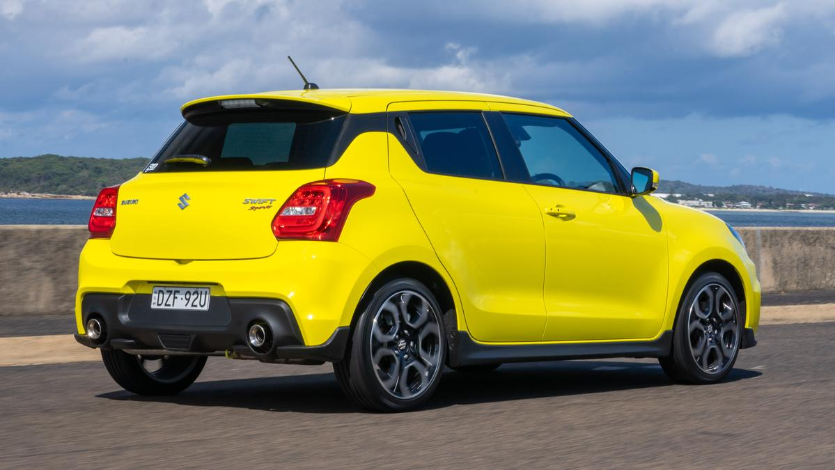 Suzuki Swift Sport 2019 review | Drive Car News
