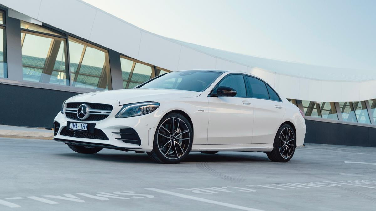 Mercedes-AMG C43 sedan 2018 new car review