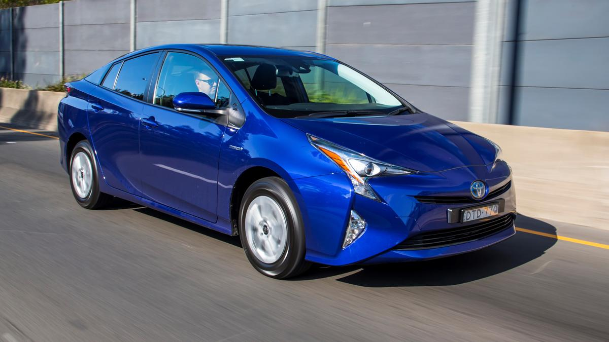 On the charge: Comparing hybrid, plug-in hybrid and electric