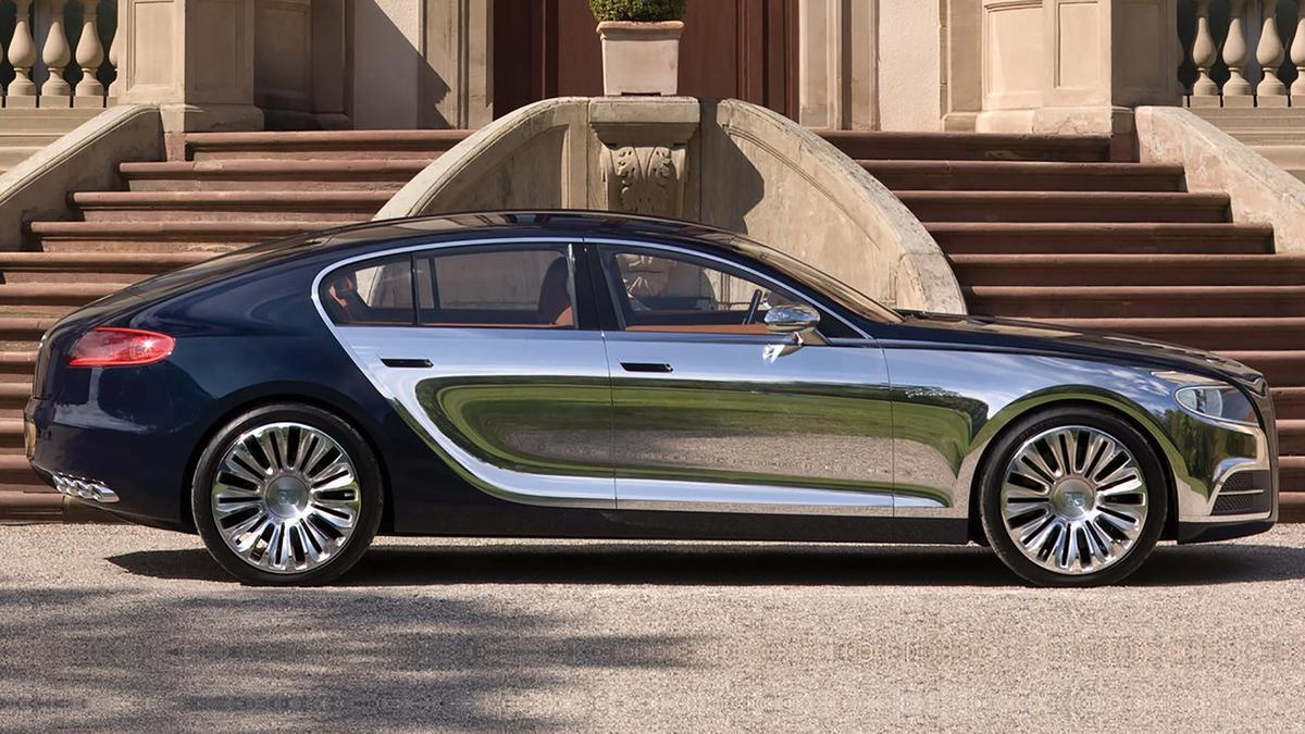 Bugatti mulling electric SUV - report | Drive Car News
