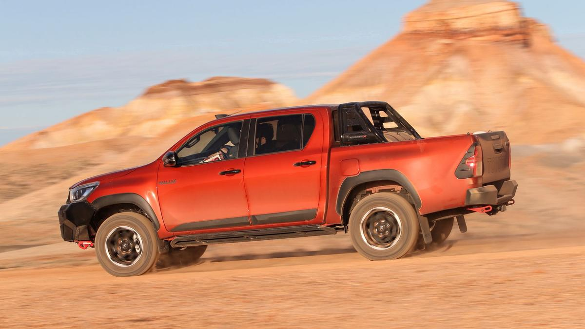 Fifty years of the unbreakable Toyota HiLux