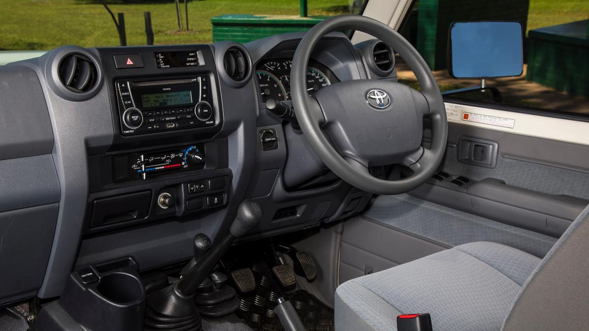 Best Recreational Ute: Toyota LandCruiser 70-Series Review