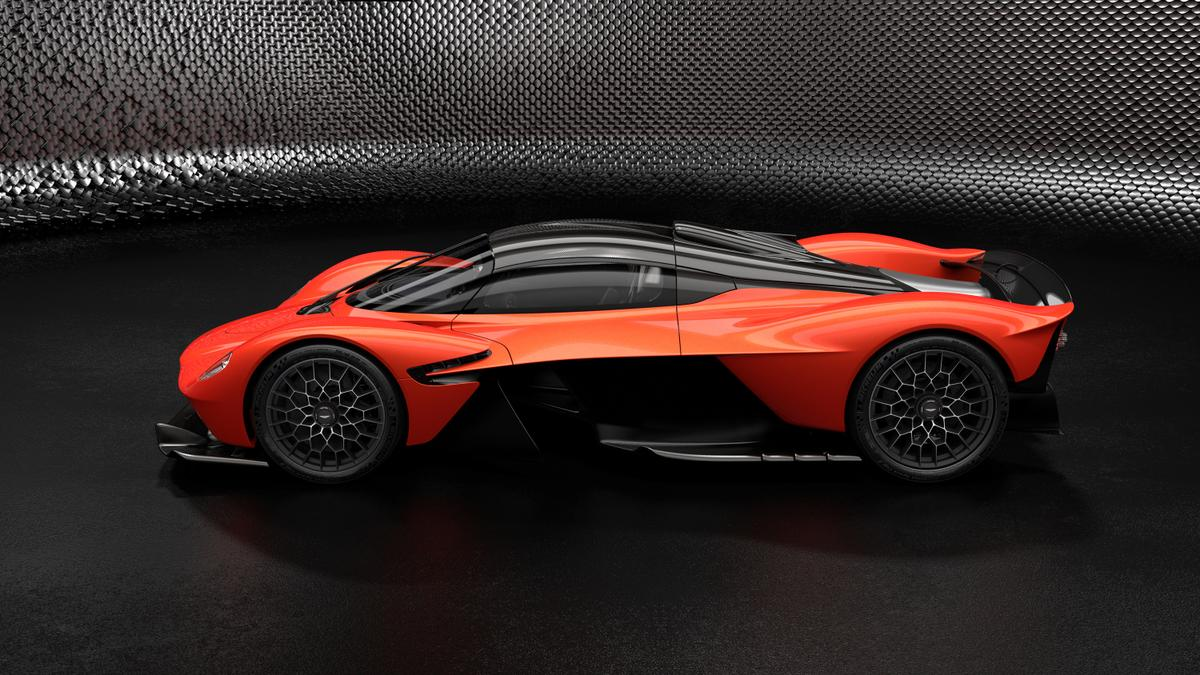 Aston Martin Valkyrie to pack an 865kW punch | Drive Car News