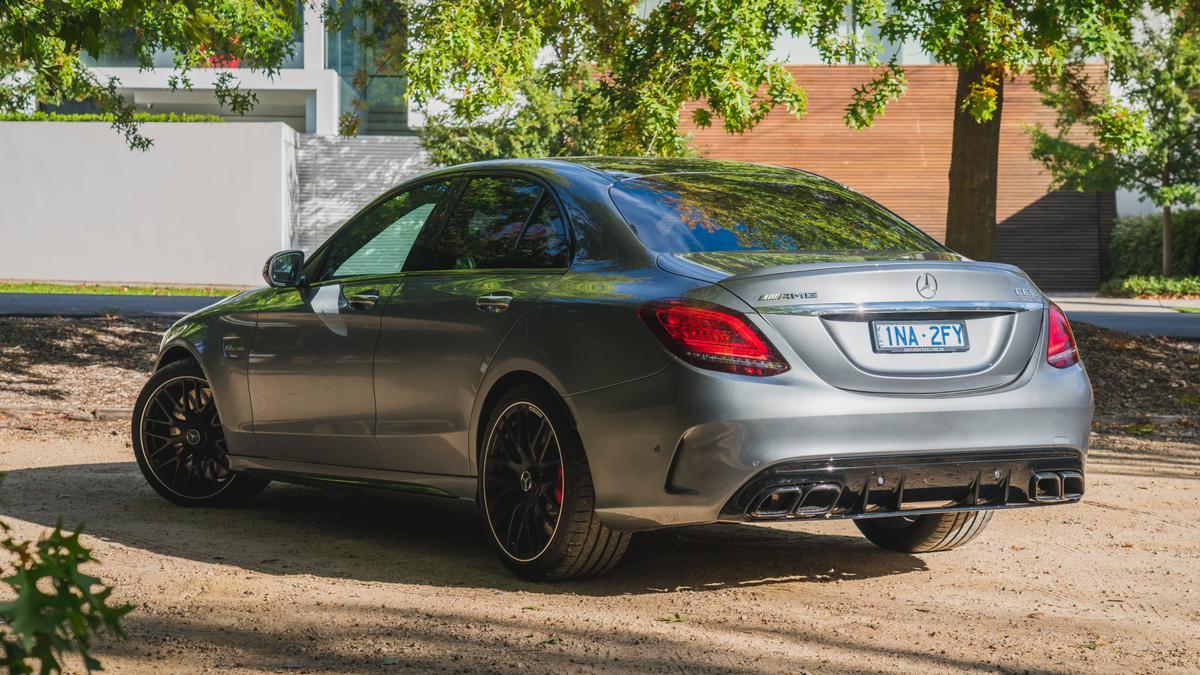 2019 Mercedes-AMG C63 S Review   Price, Specs, Performance