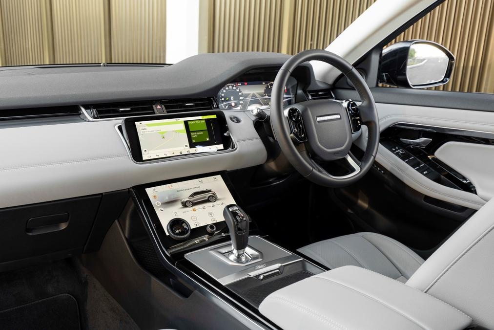 2020 Range Rover Evoque Review Power Tech And Luxury