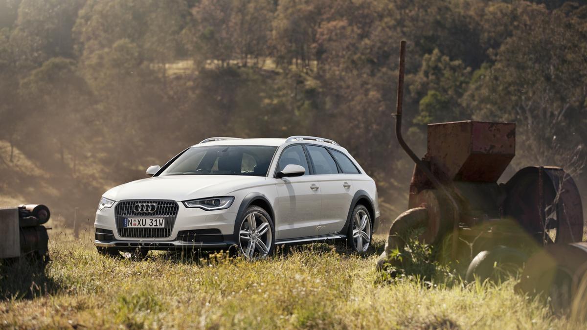 Kelebihan Audi A6 Allroad 2018 Spesifikasi