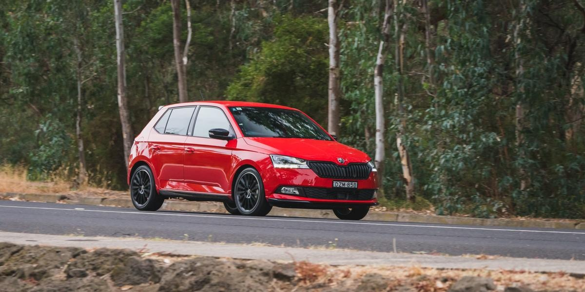 2019 Skoda Fabia Monte Carlo Review Tech Comfort And Size