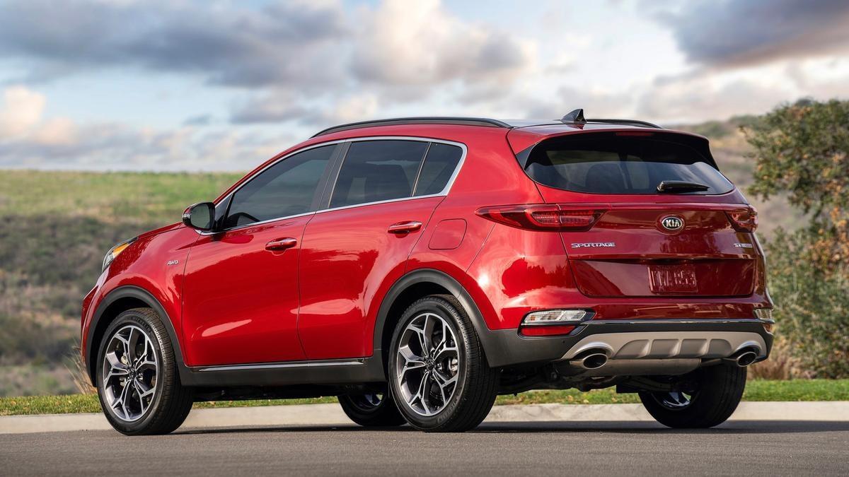 2020 Kia Sportage Update Revealed Drive Car News