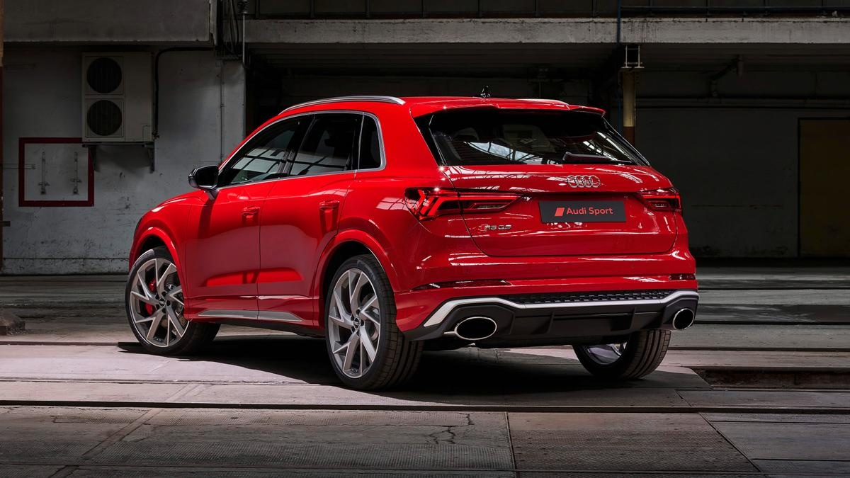 2020 Audi Rs Q3 And Rs Q3 Sportback Revealed Coming To Aus Drive