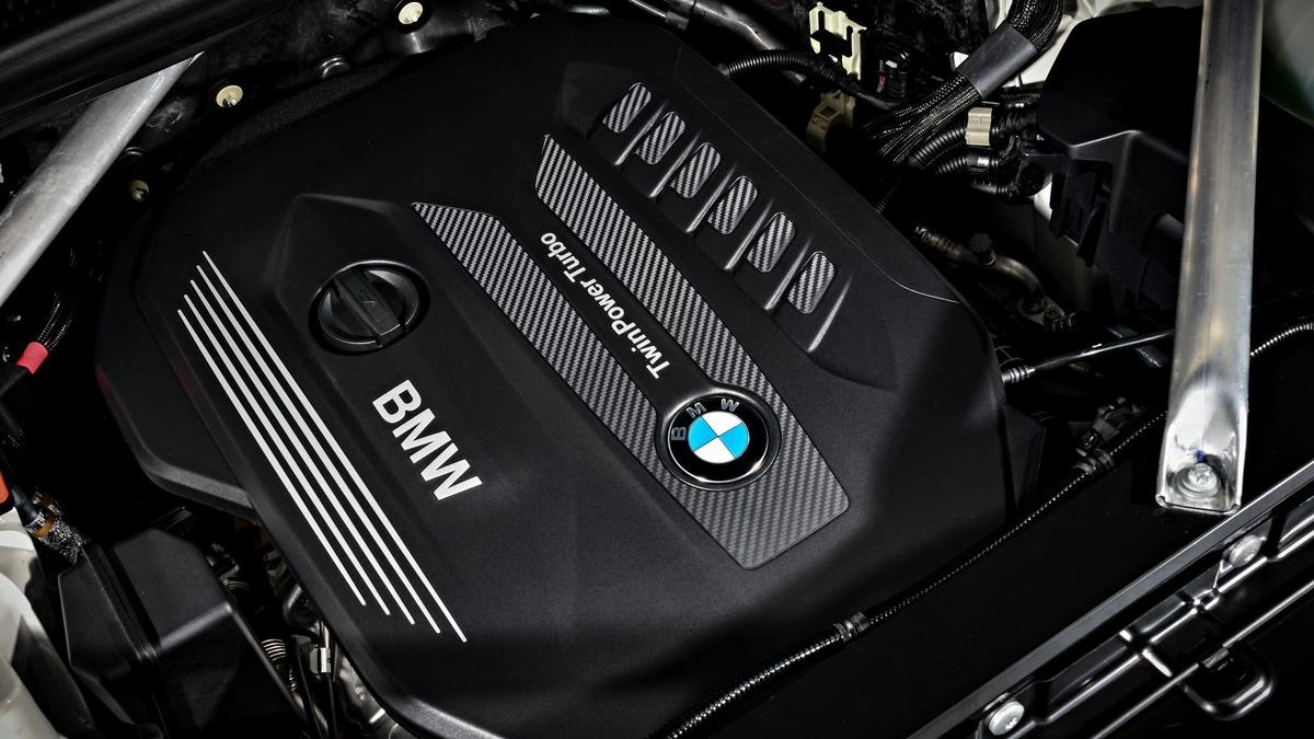 BMW X5 2019 First Drive что там под капотом?