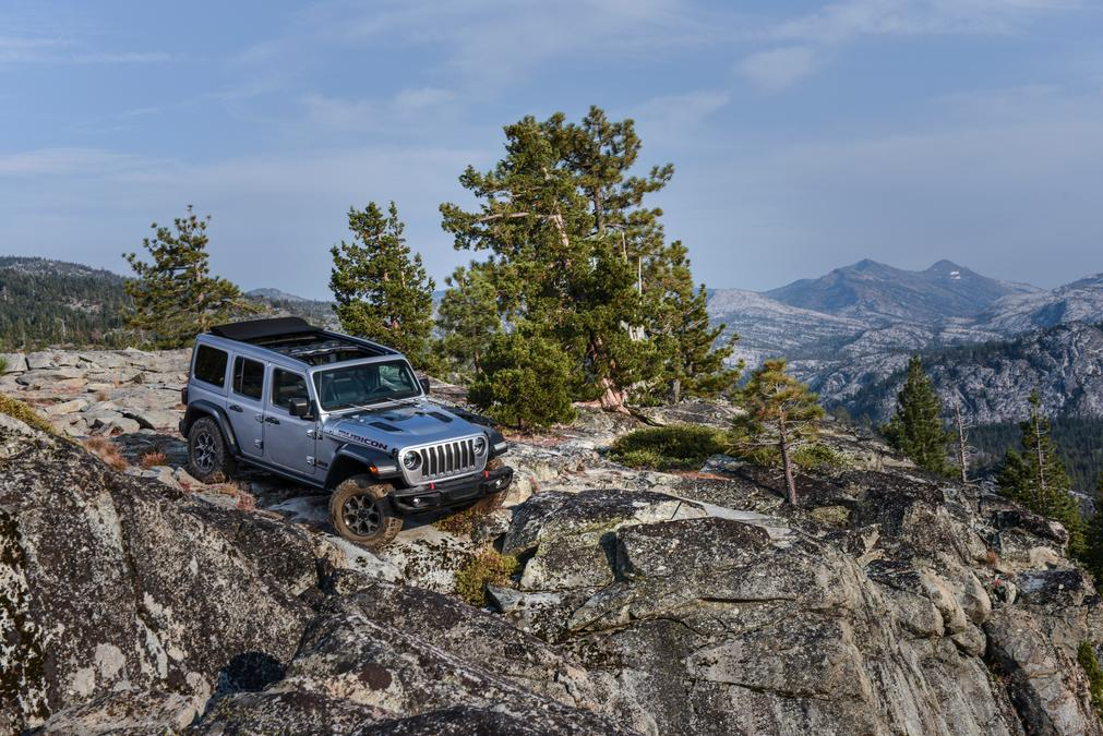 Jeep Wrangler Rubicon 2019 Review | Price, features and handling