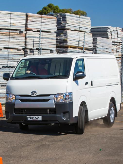 Best Medium Van: Toyota HiAce review | Drive com au