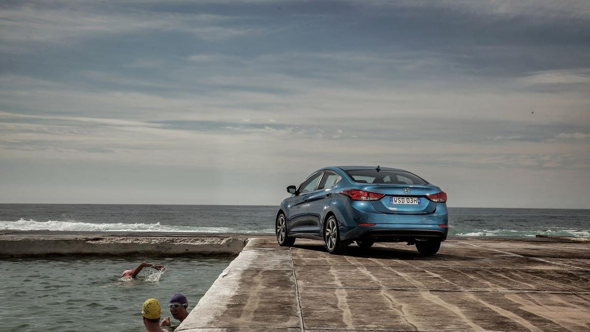 Hyundai Elantra 2011-2015 used car review   Drive com au