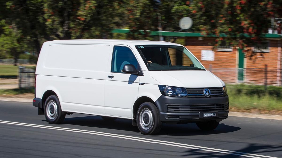 Best Medium Van: Volkswagen Transporter TDI340 review