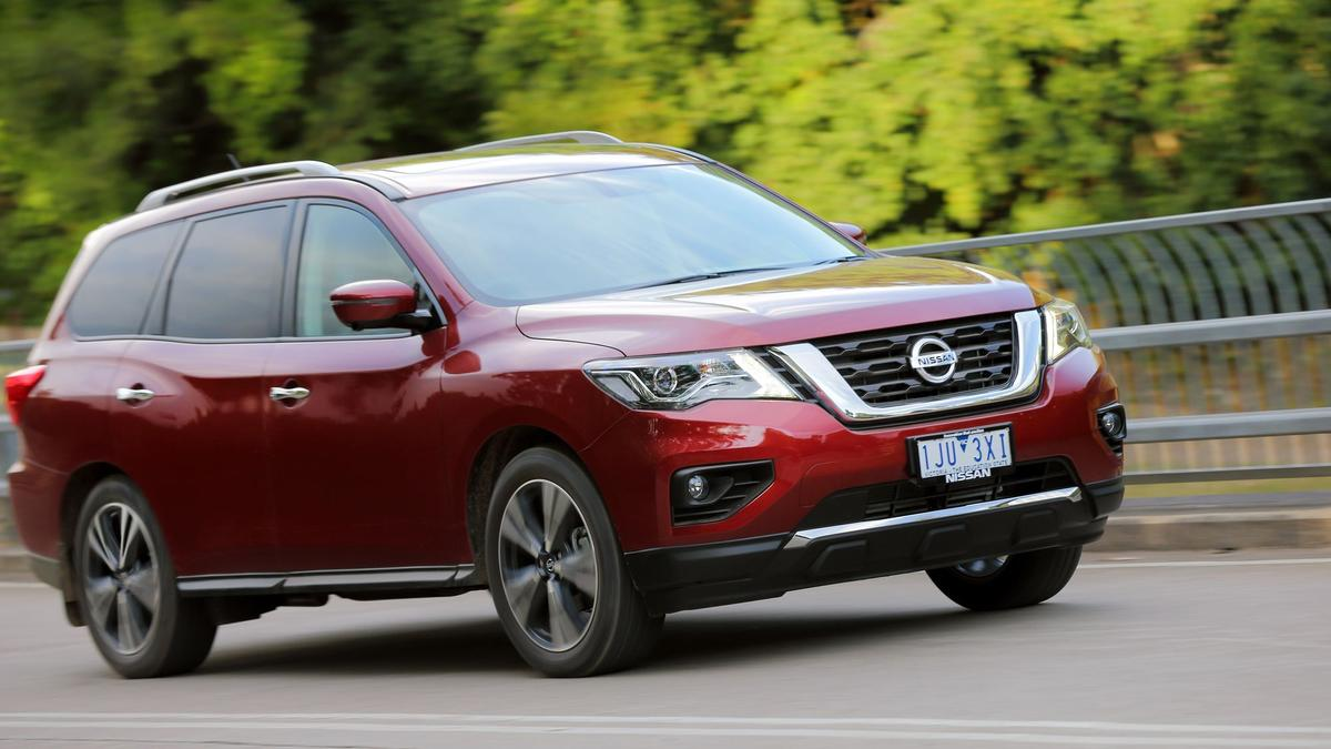 2013 Nissan Pathfinder Used Car Review | Drive com au