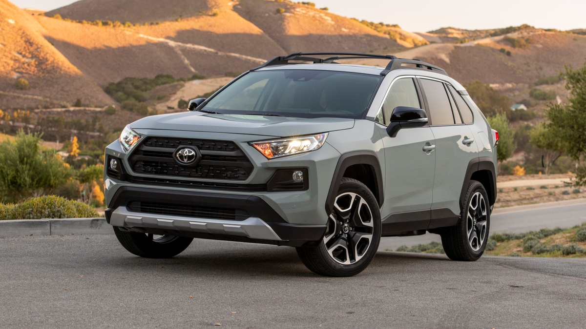 Toyota Rav4 2019 First Drive International Review Price Safety