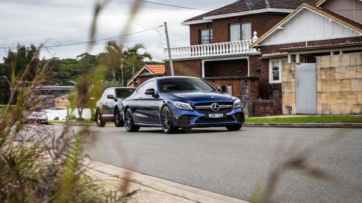 2019 Mercedes-AMG C43 coupe review   Price, Performance, Specs