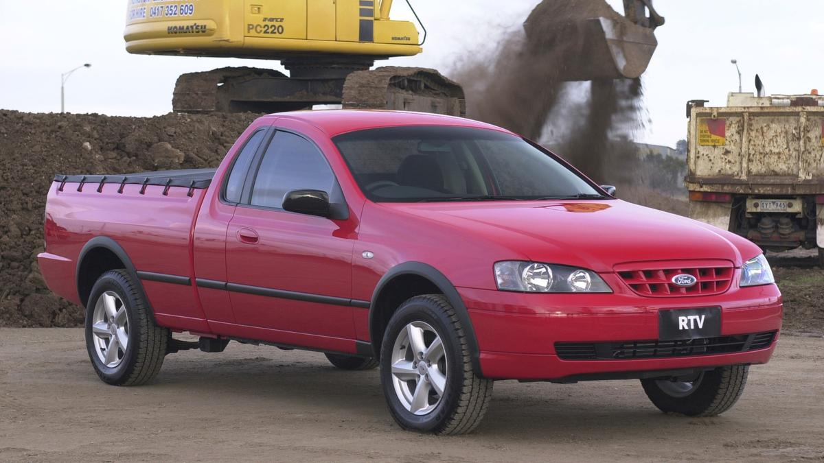 2003-2008 Ford Falcon RTV ute used car review | Drive Car News