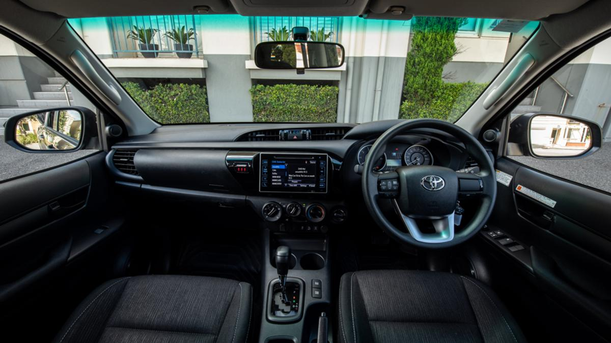 2019 Toyota HiLux SR review   Versatility, Power and Tech