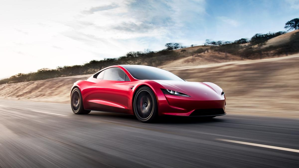Final Tesla Roadster ever built listed for more than $2 ...