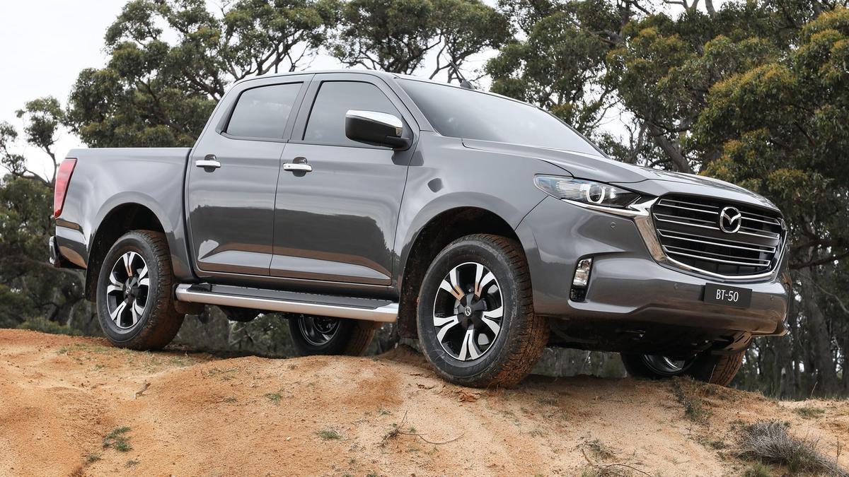 2021 Mazda Bt 50 Accessories Program Launches Full Range To Exceed 100