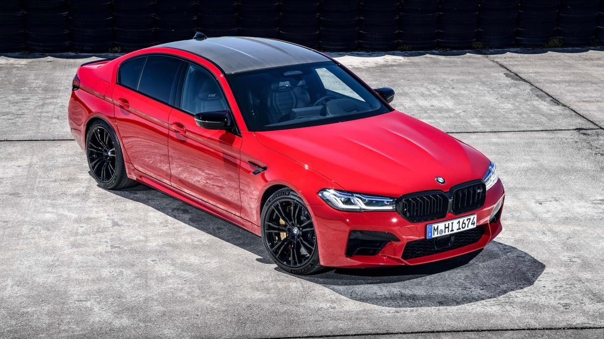 2021 BMW M5 Competition price and specs   Drive Car News