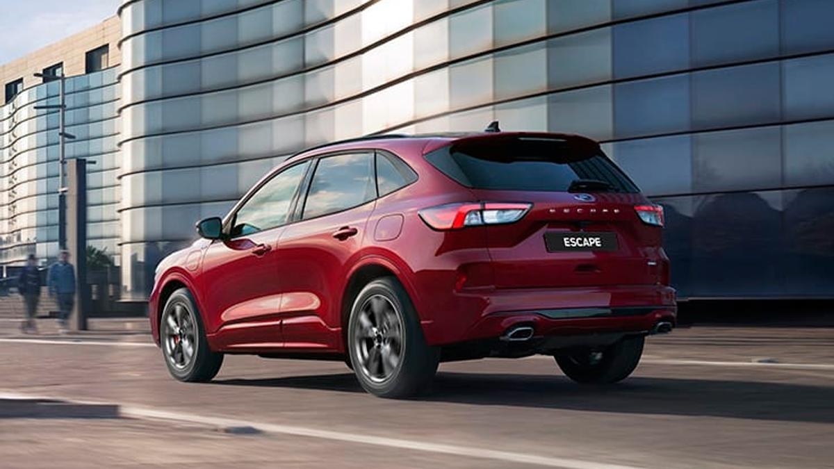 5 Ford Escape seven-seater in development – report  Drive
