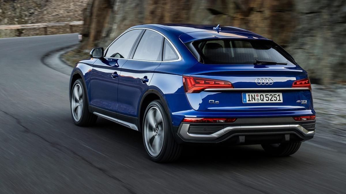 2021 Audi Q5 Sportback revealed   Drive Car News