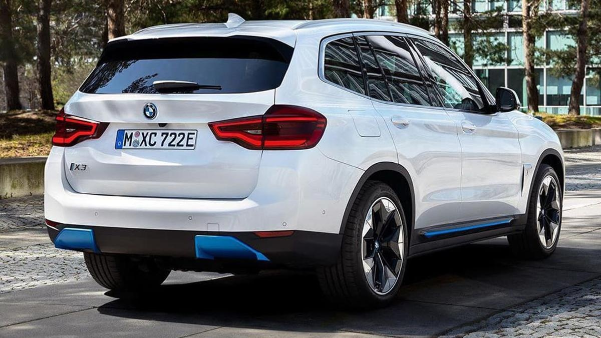 2021 bmw ix3 electric suv revealed early australian debut