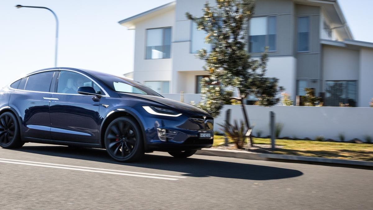 Tesla unveils first-ever electric pickup truck