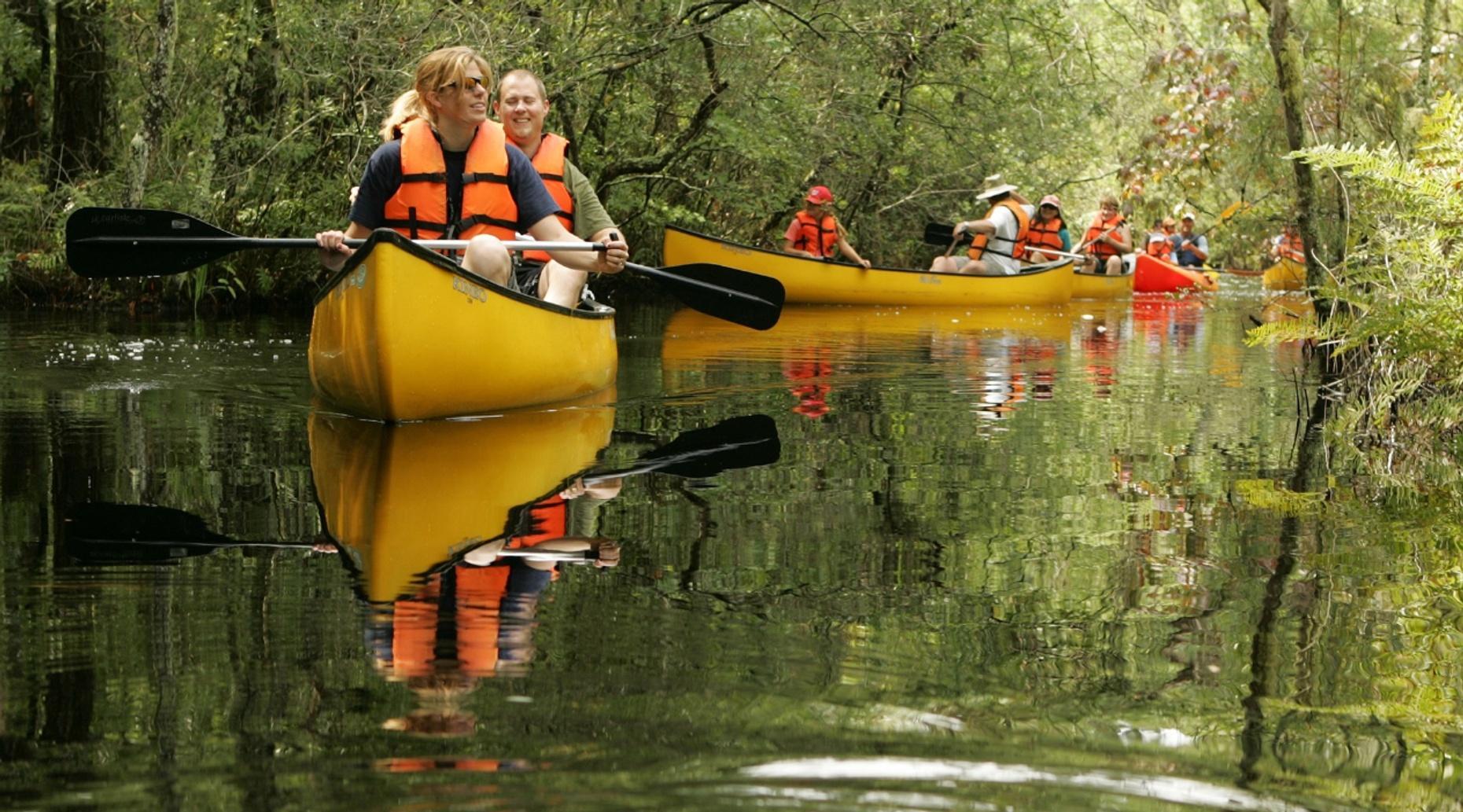 Todd Three Hour Canoeing Trip