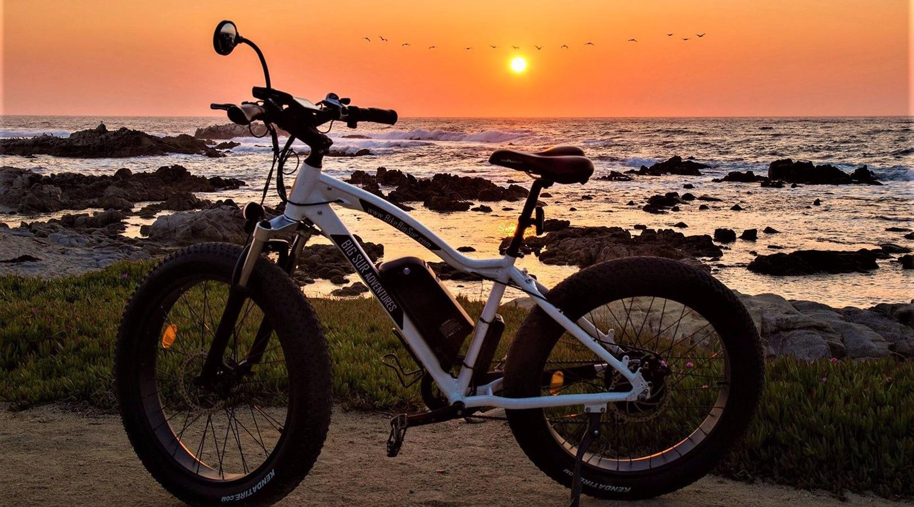 17-Mile Drive e-Bike Tour