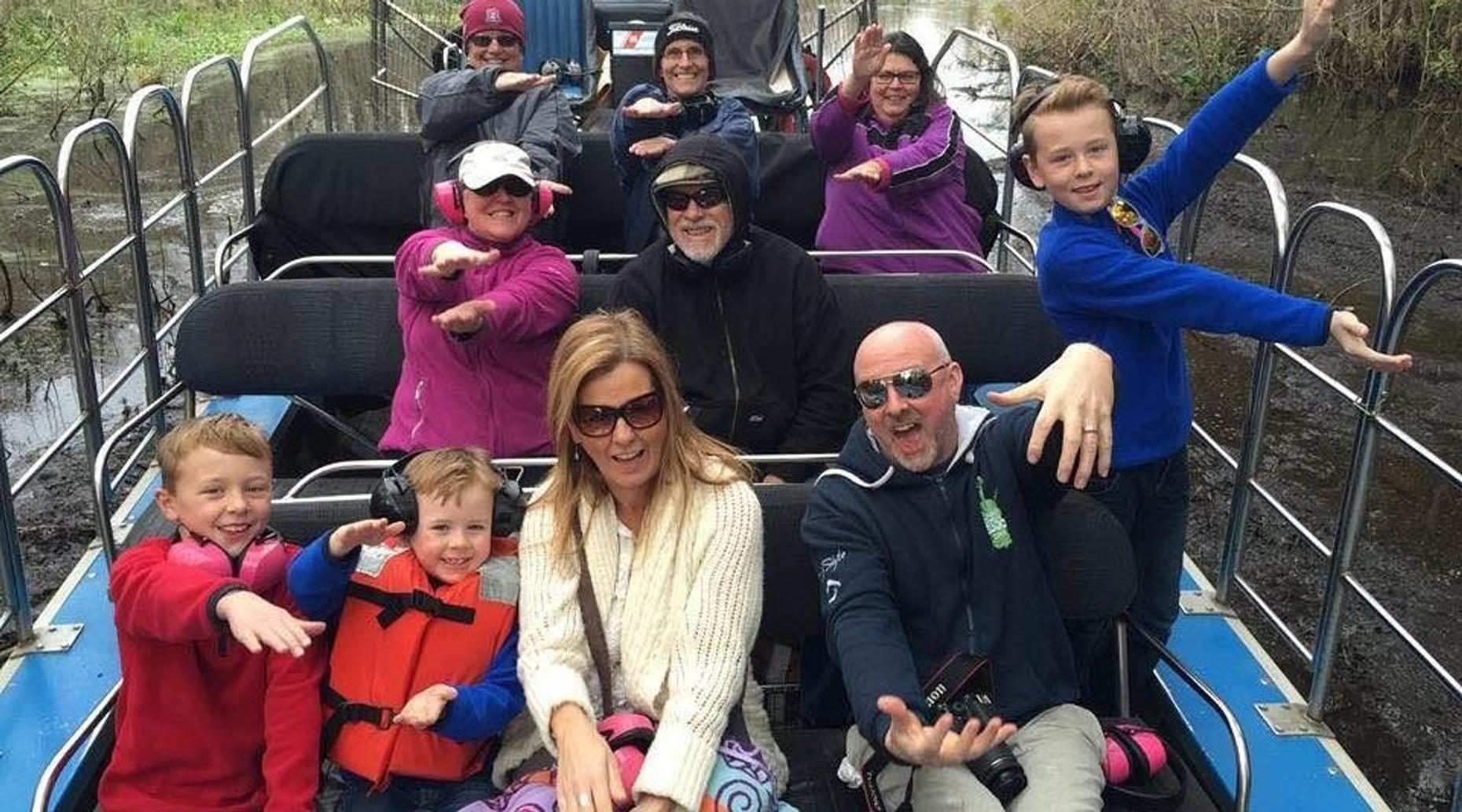 Airboat Ride in Florida