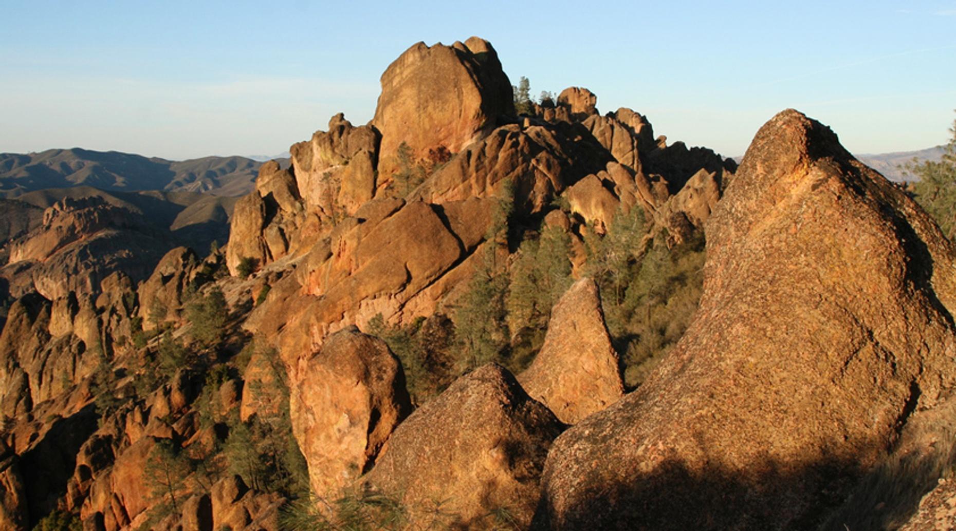 Chickies Rock Outdoor Rappelling Adventure