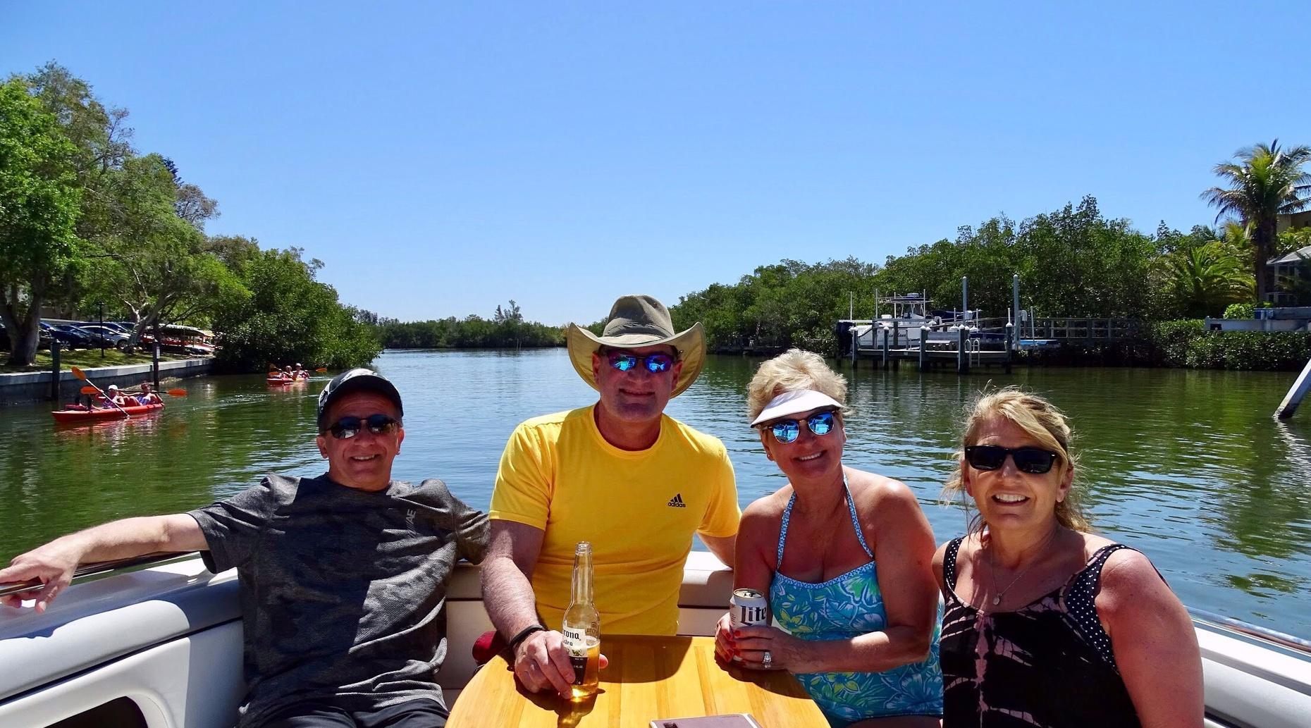 3-Hour Adventure Cruise in Sarasota