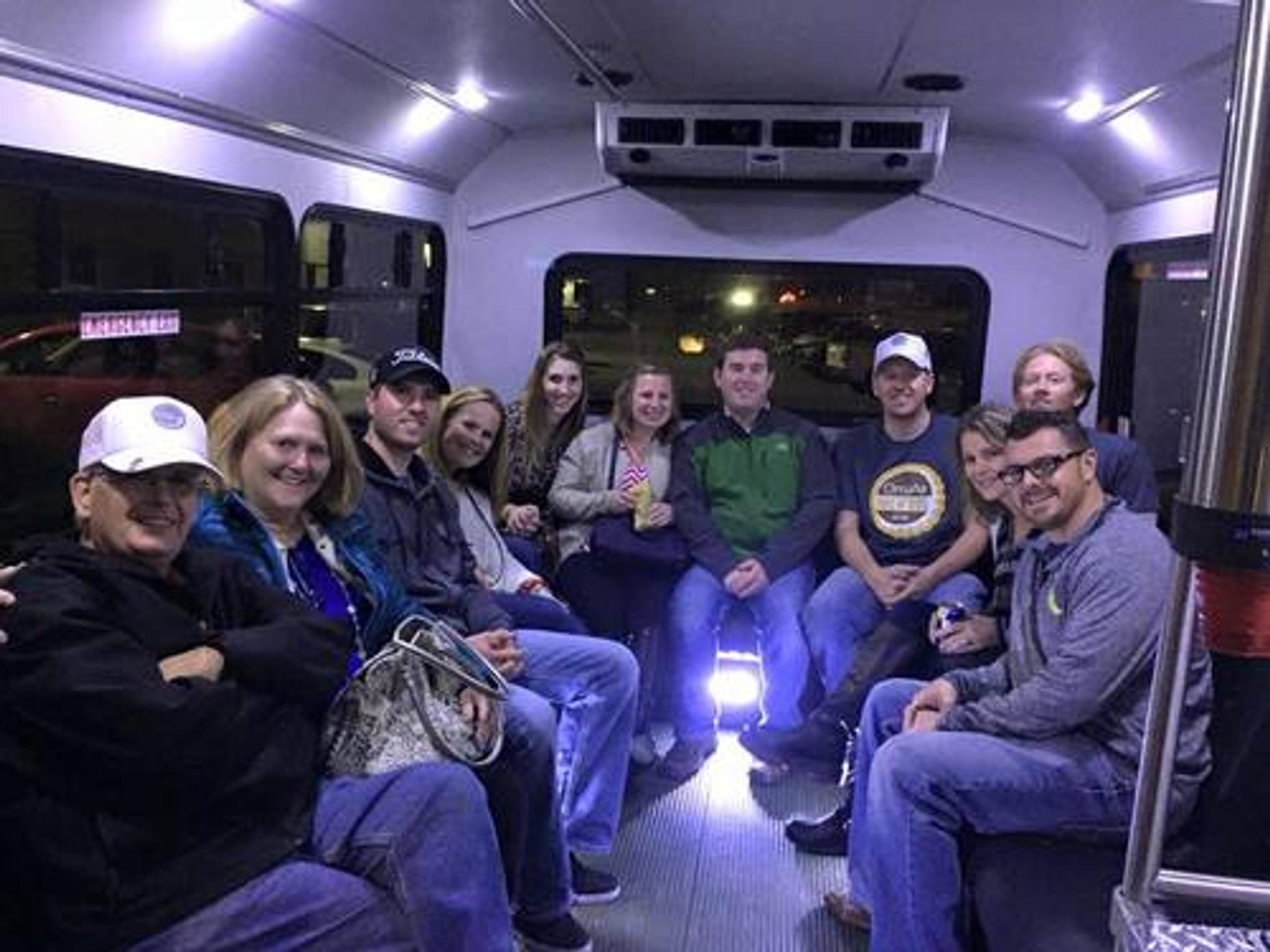The Heartland Brewery Bus Tour in Omaha