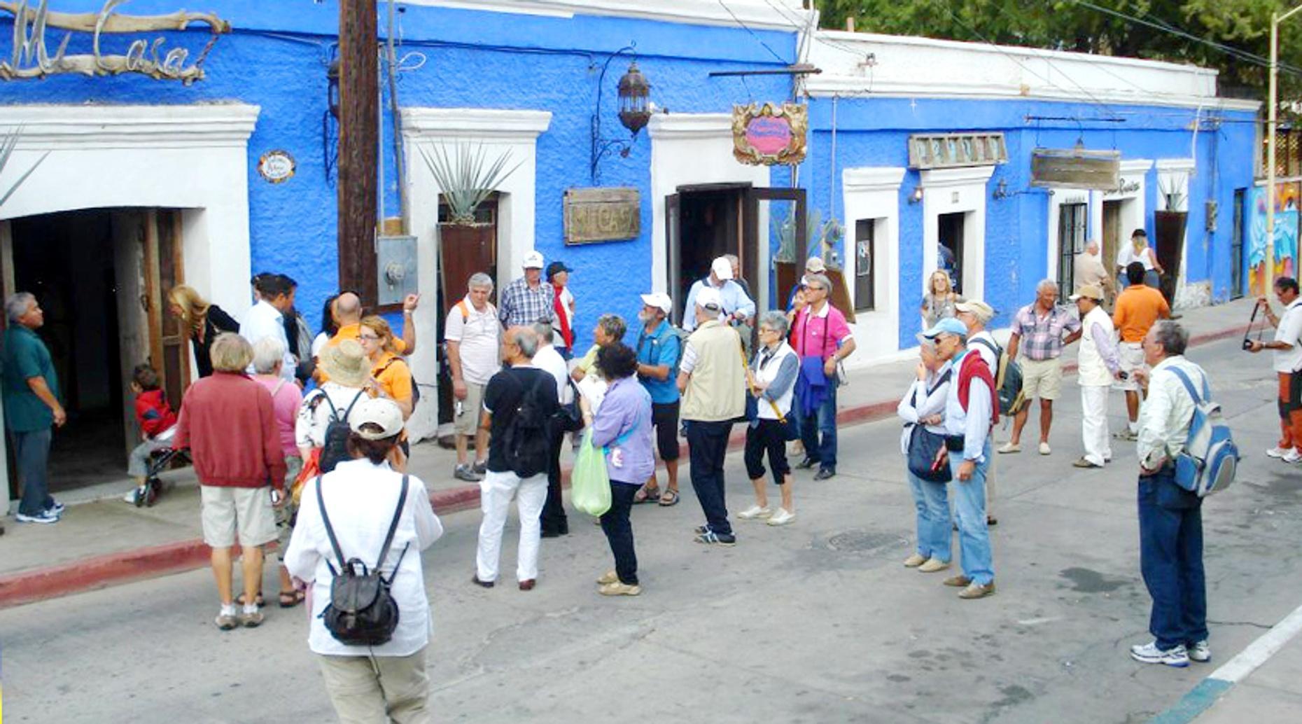 Market and San José City Tour