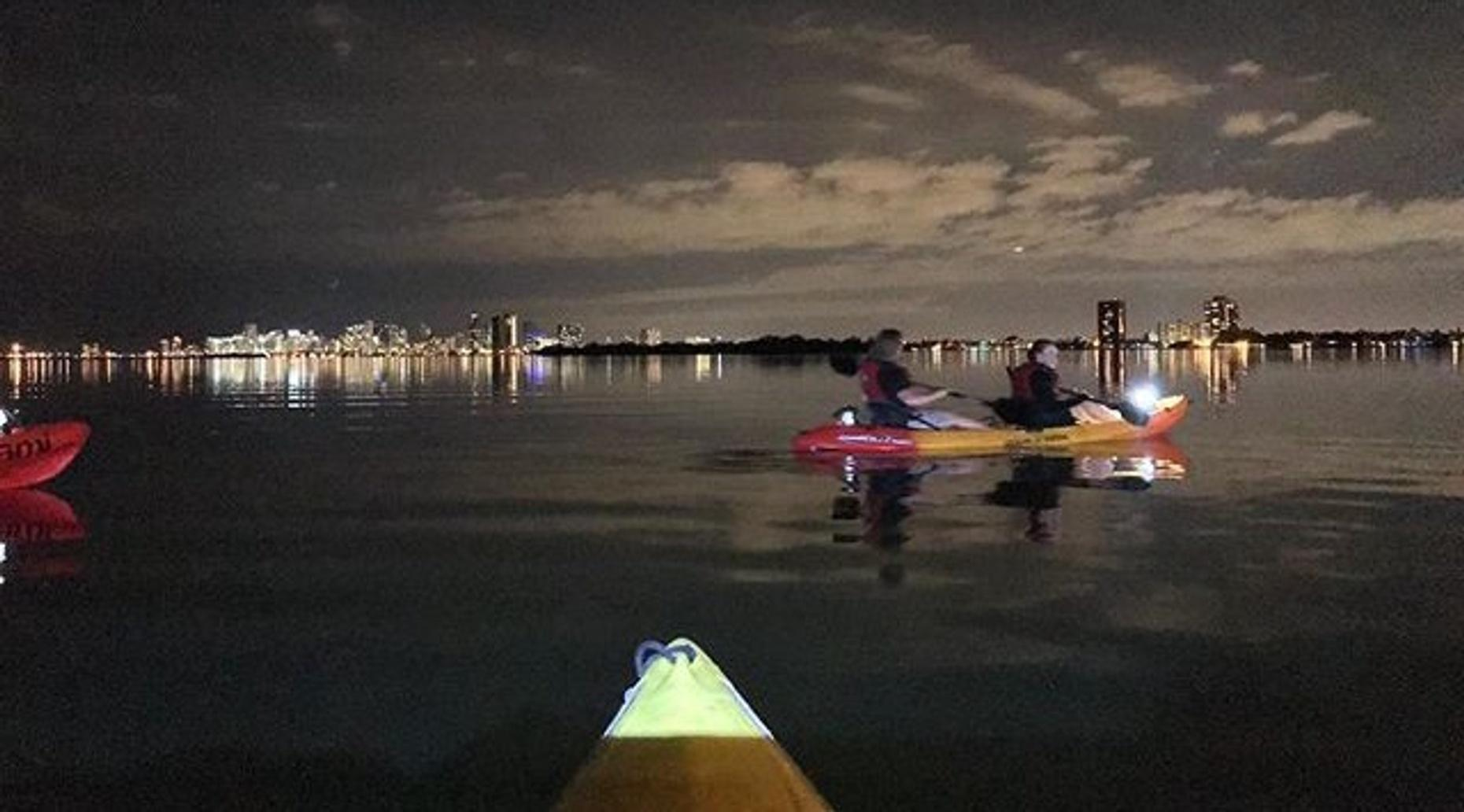 Biscayne Bay Night Tour
