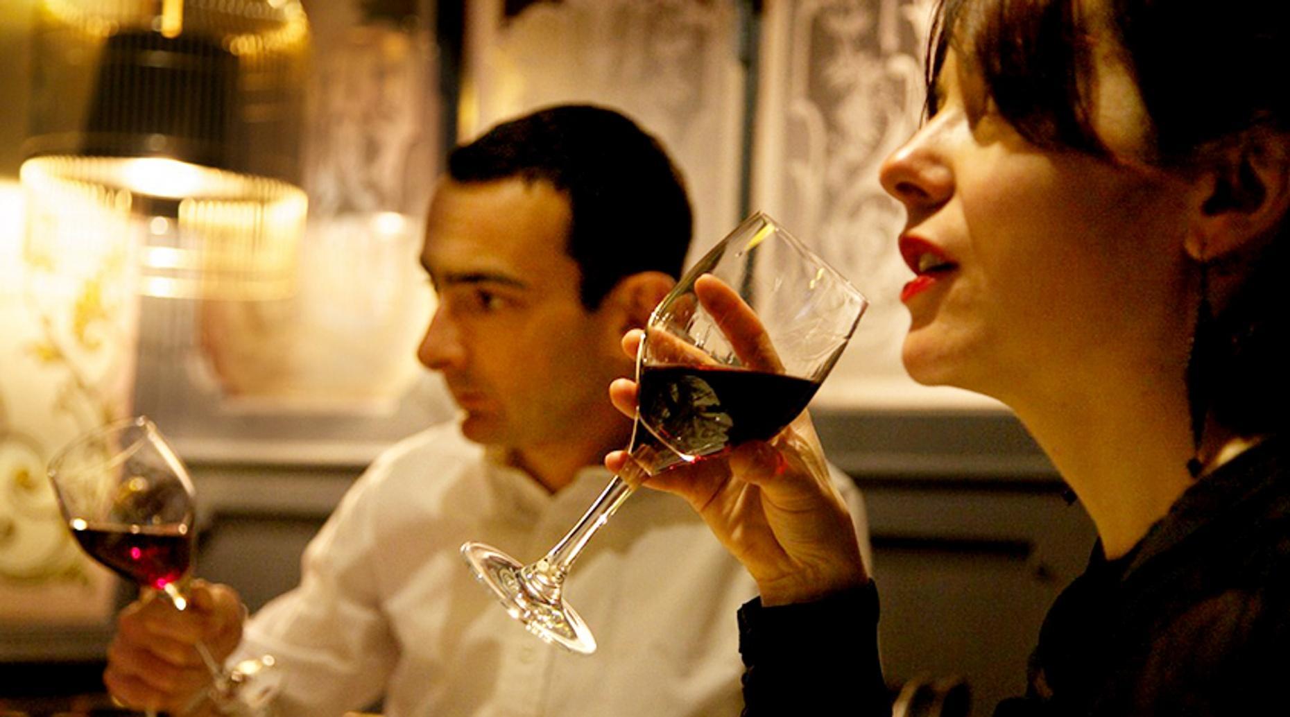 France in a Bottle