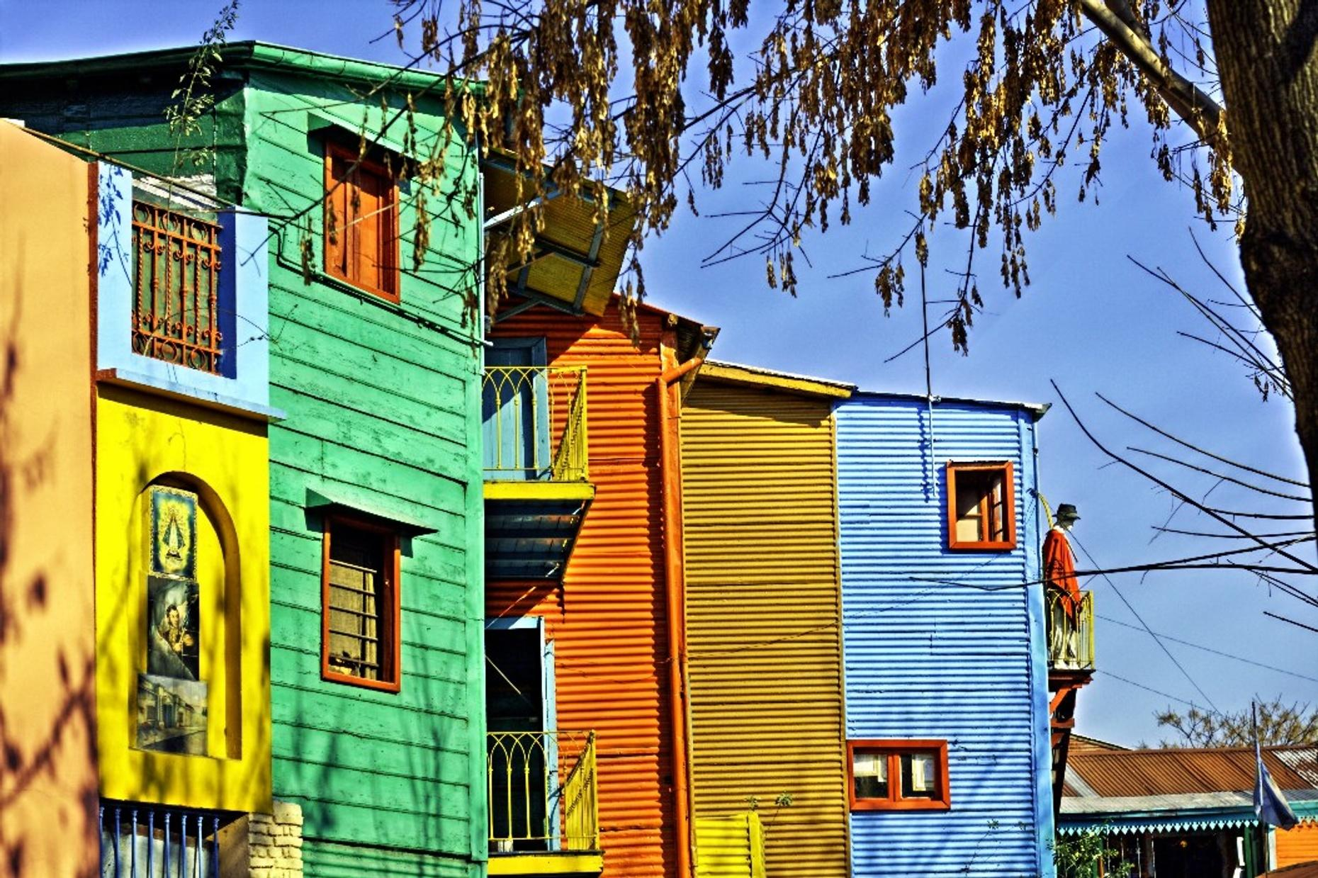 Guided Tour of La Boca in Buenos Aires