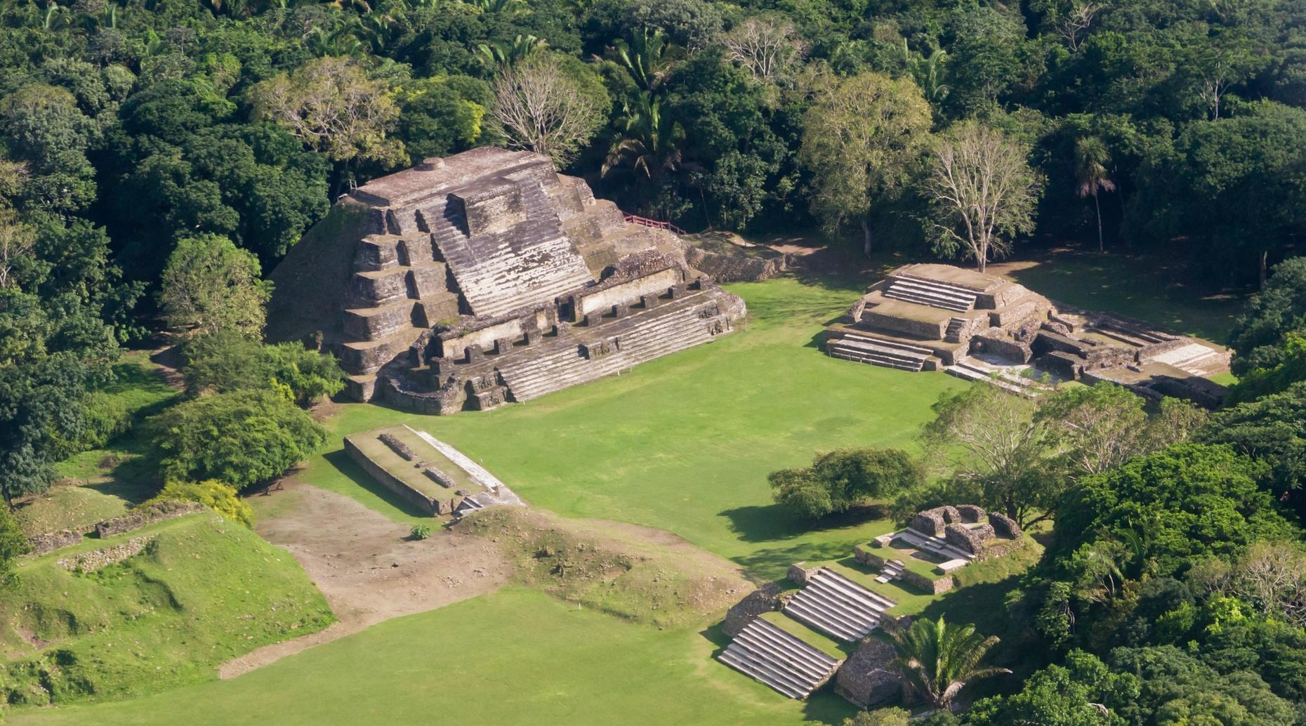 Private Altun Ha Mayan Ruin & Cave Tubing Excursion