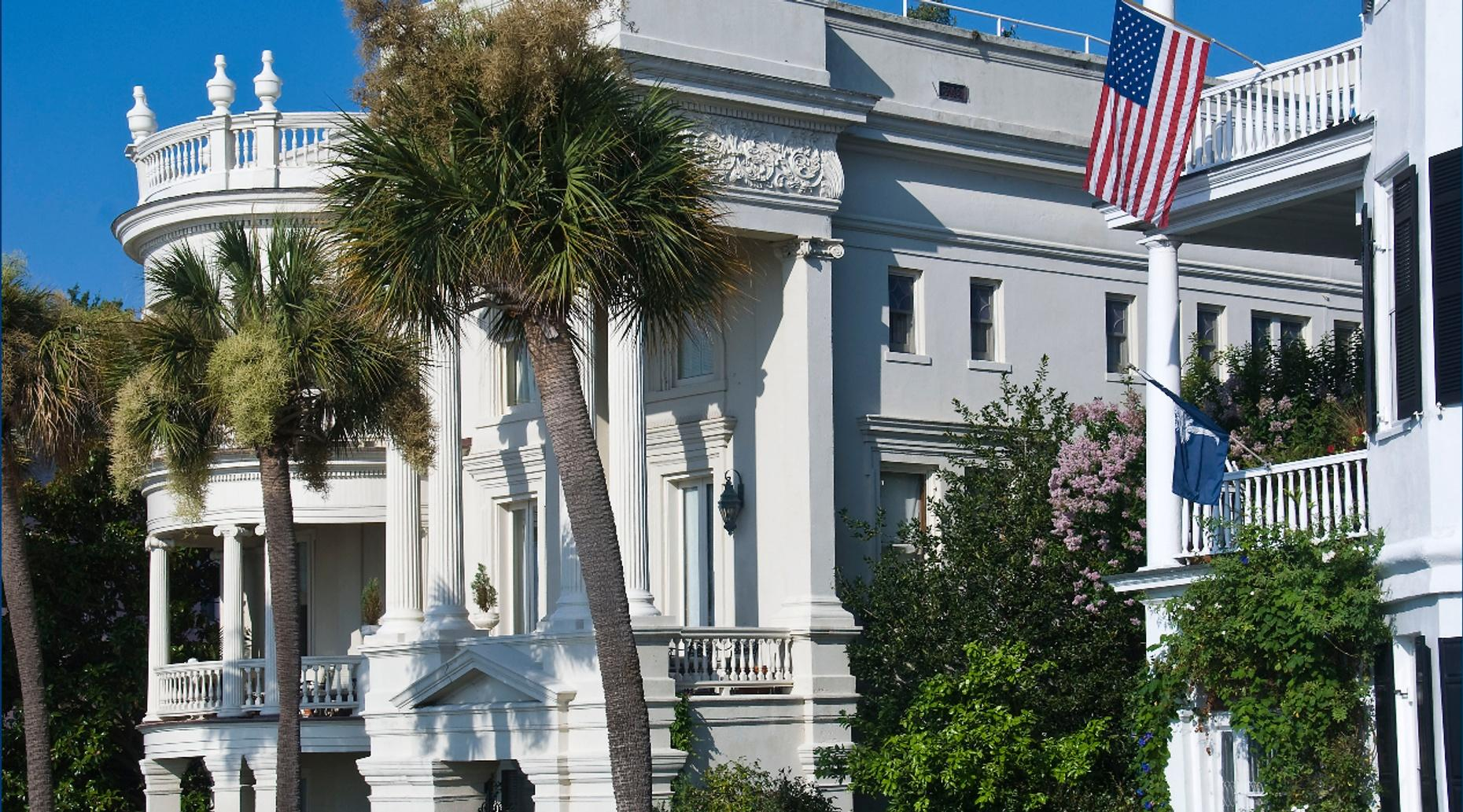 Charleston Private City Tour