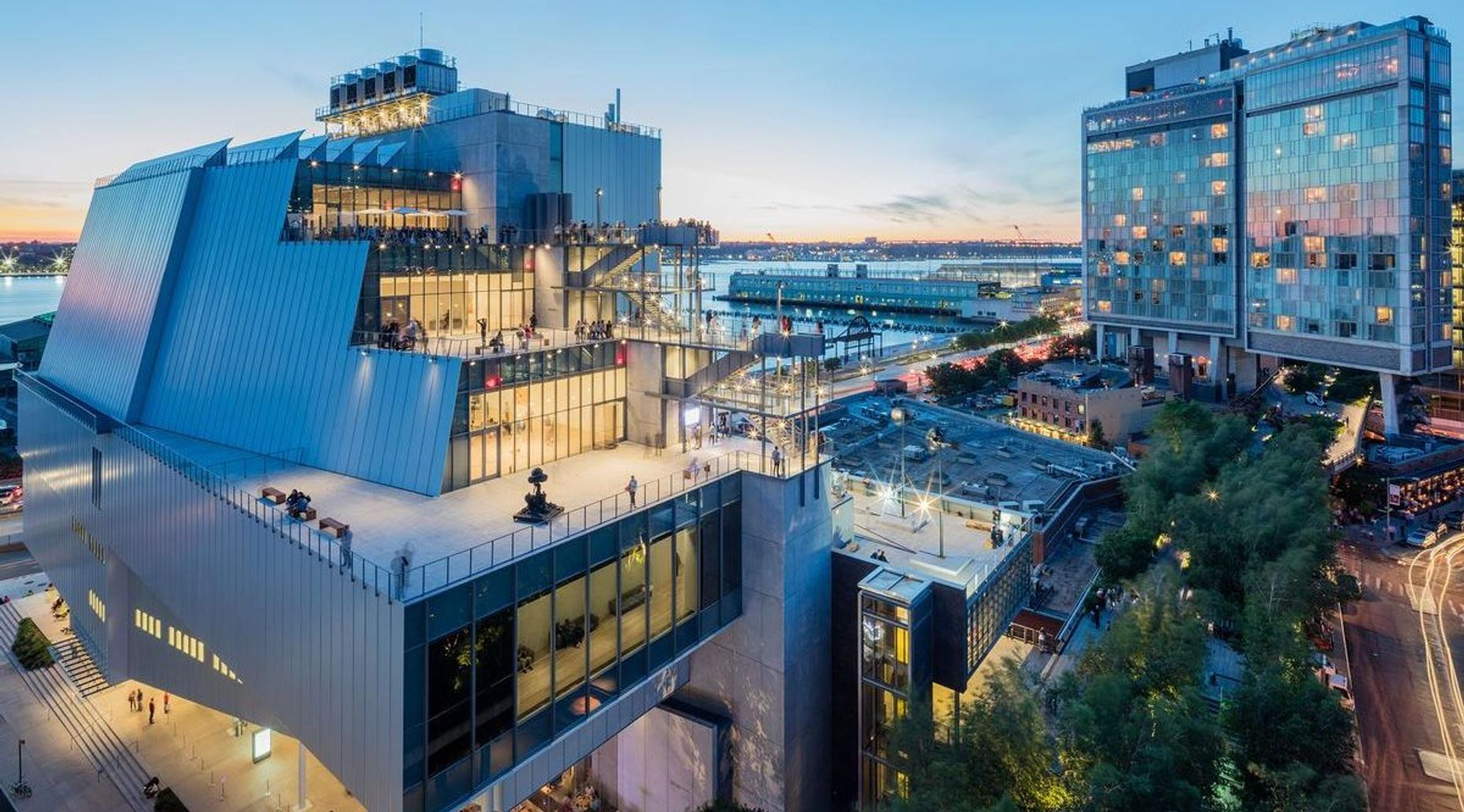 Whitney Museum of American Art Admission