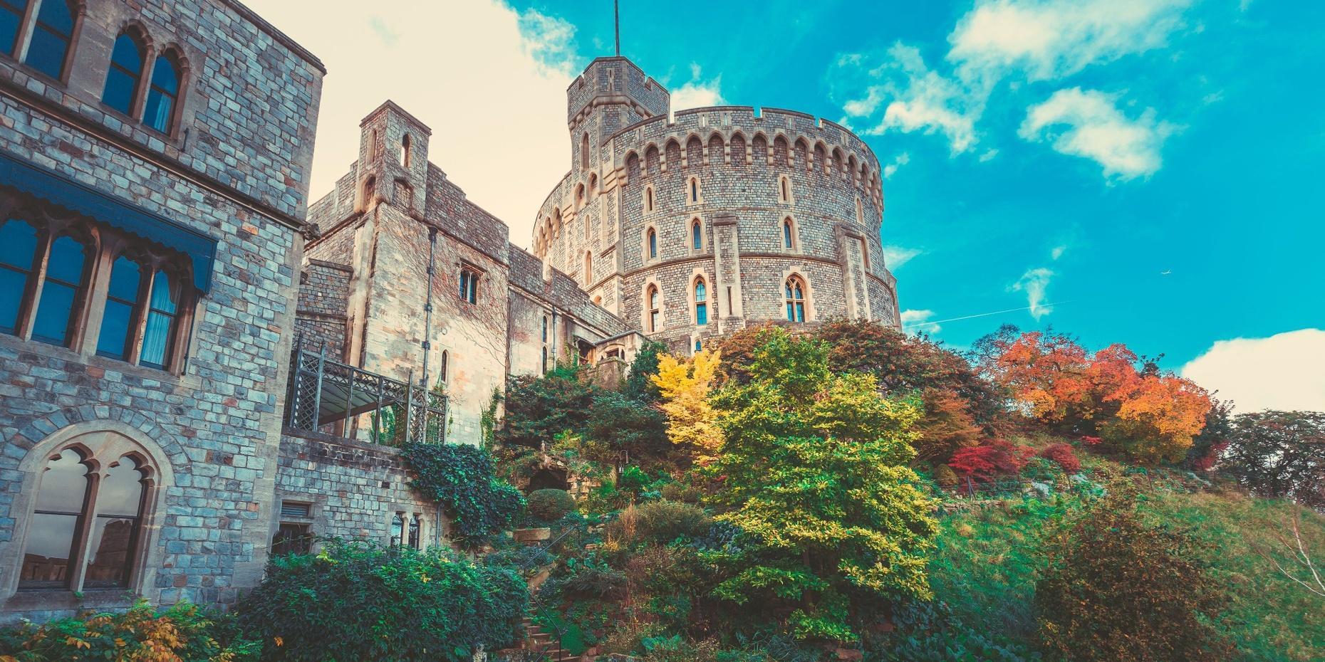 Bath & Windsor Castle