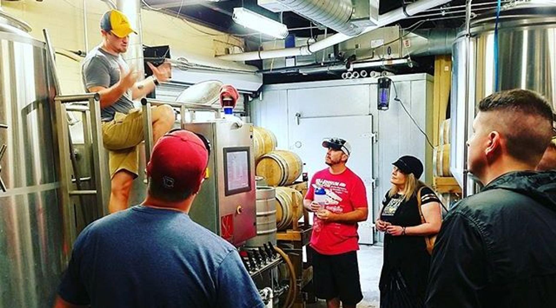 New Braunfels Friday Brew Tour