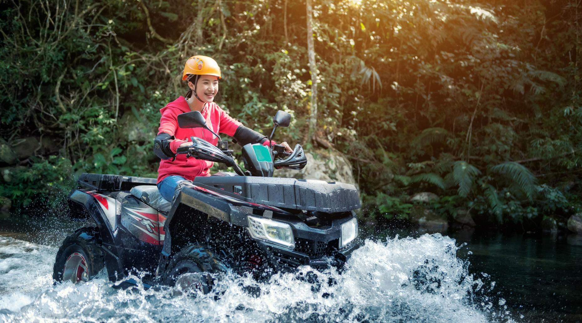 ATV, Zipline, & Cenote Trip in Cancun